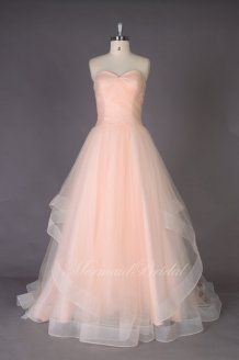 Wedding dress, by MermaidBridal on etsy.com
