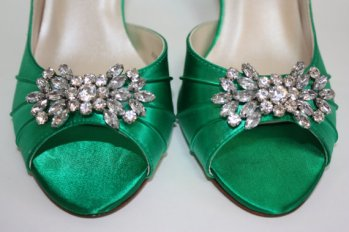Wedding shoes, by Parisxox on etsy.com