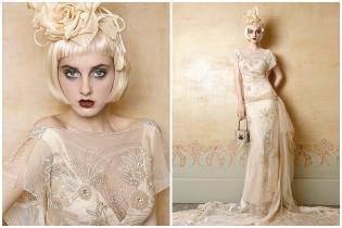 Yolan Cris 'Borgo' wedding dress