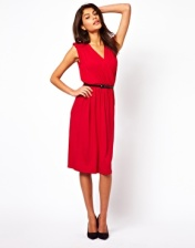 Asos Wrap Dress, from asos.com