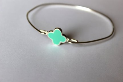 Bangle, by laalee on etsy.com