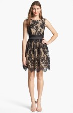 Betsy and Adam Embellished Lace Dress, from nordstrom.com