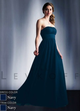 Bill Levkoff Dress 380, from tjformal.com