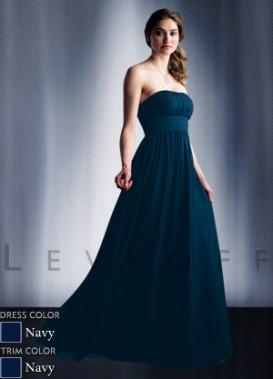 Bill Levkoff Dress 380, from tjformal.com