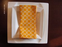 Cloth dinner napkins, by BabyGigglesOnline on etsy.com