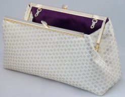 Clutch purse, by BagSecrets on etsy.com