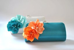 Clutch purses, by Vanijja on etsy.com