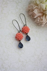 Earrings, by Marolsha on etsy.com