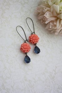 Earrings, by Marolsha on etsy.com