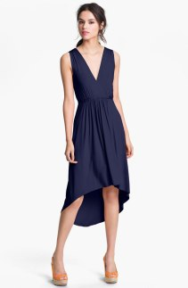 FELICITY AND COCO Pleated High:Low Dress, from nordstrom.com