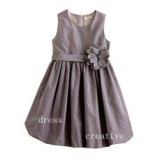 Flower girl dress, by DressCreative on etsy.com