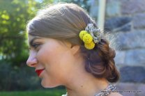 Hair accessory, by SurroundingsOnline on etsy.com