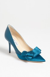 Jimmy Choo Bow Pump, from nordstrom.com