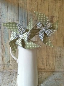Pinwheels, by HalosHaven on etsy.com