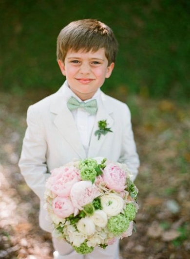 Ringbearer style idea {via revel-blog.com}