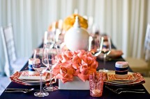 Table setting inspiration {via www.sadieandstella.com}