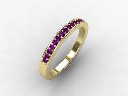 Wedding ring, by TorkkeliJewellery on etsy.com