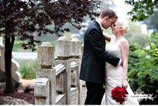 Black, white and red wedding {via ruffledblog.com}