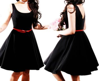Bridesmaid dress, by Prettyobession on etsy.com