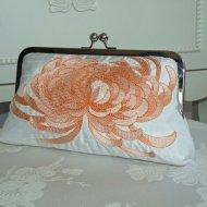 Clutch purse, by Paulownias on etsy.com