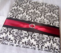 Guest book, by itsmyday on etsy.com