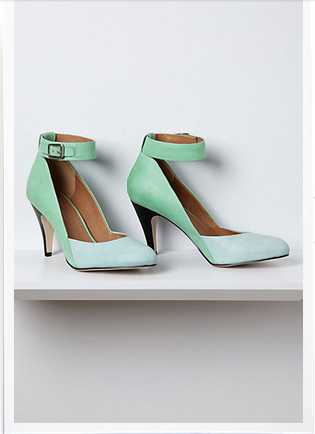 Lola heels, from anthropologie.com