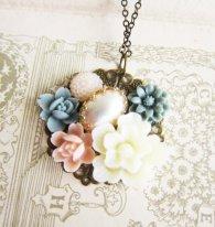 Necklace, by Jewelsalem on etsy.com