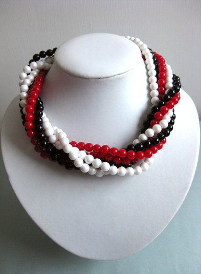 Necklace, by LaetitiaJewelry on etsy.com