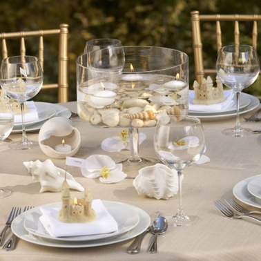 Table setting idea {via newenglandfineliving.com}