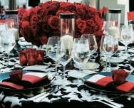 Table setting inspiration {via insideweddings.com}