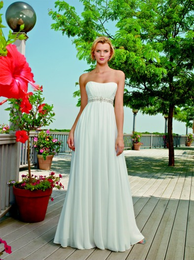 Voyage Bridal by Mori Lee Dress 6501, from tjformal.com
