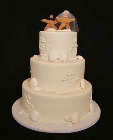 Wedding cake {via craftsy.com}