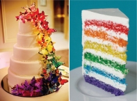 Wedding cake {via myharusi.com}
