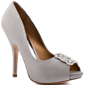 Badgley Mischka heels, from heels.com