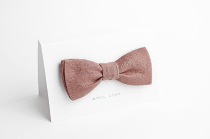 Bow tie, by APRILLOOKshop on etsy.com