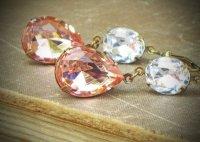 Bridal earrings, by RewElliott on etsy.com
