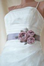 Bridal sash, by elitewomen on etsy.com