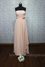 Bridesmaid dress, by Loveannaweddingdress on etsy.com