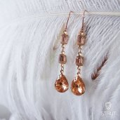 Earrings, by strut on etsy.com