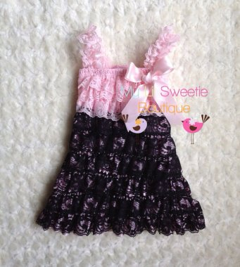 Flower girl dress, by MyLilSweetieBoutique on etsy.com