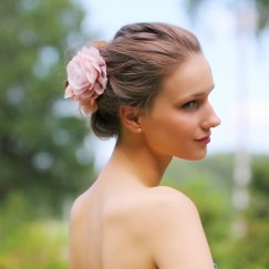 Hair accessory, by Florentes on etsy.com
