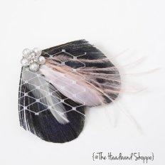 Hair accessory, by TheHeadbandShoppe on etsy.com