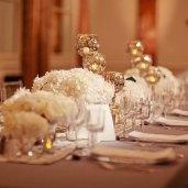 Table setting inspiration {via brides.com}