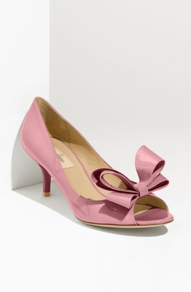 Valentino Couture Bow Pumps, from nordstrom.com