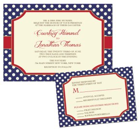 Wedding invitation, by PaperPartyCo on etsy.com