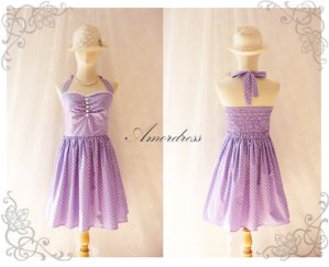 Bridesmaid dress, by Amordress on etsy.com