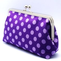 Clutch purse, by gracefulbanquet on etsy.com