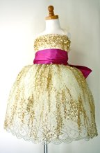 Flower girl dress, by DolorisPetunia on etsy.com