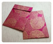 Handmade envelopes, by TheDesignersHaven on etsy.com