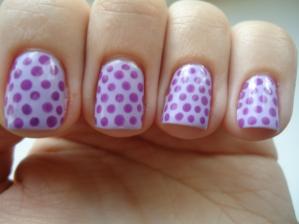 Have a little fun with your nail polish {via polisheduk.blogspot.com}